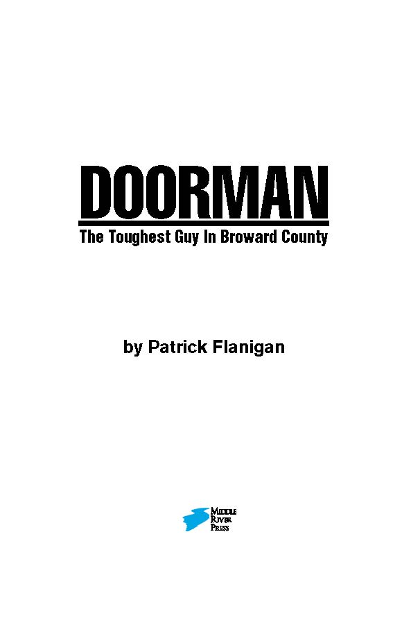 Doorman title page