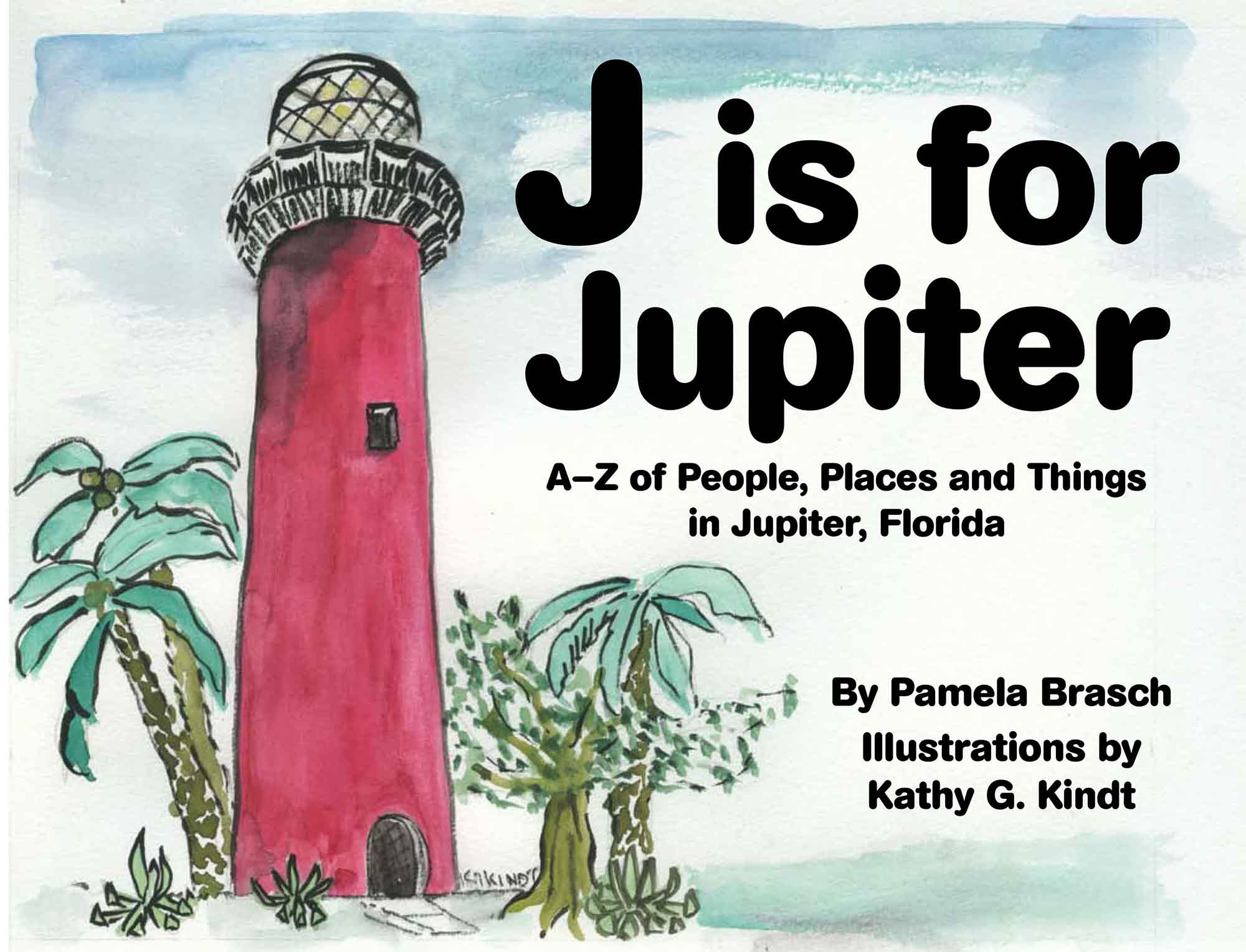 J is for Jupiter cover